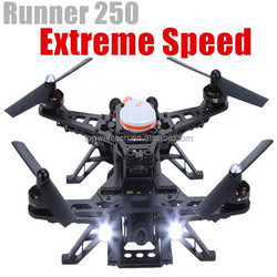 new products runner 250 drone racer modular design HD camera led racing extreme speed GPS gravity rc helicopter