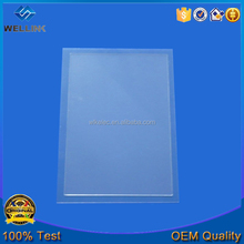 High Quality OCA Optical Clear Adhesive Double Side Sticker Glue 250um Thick For iPhone 5 & 5S & 5C LCD,Pack of 50(Transparent)
