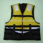colete salva-vidas à prova d'água
