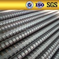 screw thread /fully soil thread bar/coal mine roof bolt psb830