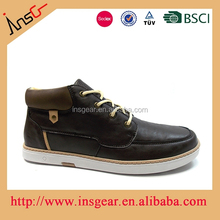 insgear china shoes factory 2015 men fashion comfort shoes