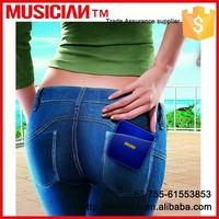 Best selling mini square case portable wireless bluetooth pocket speaker