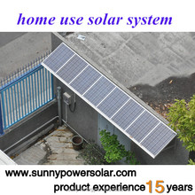 50KW off grid solar power system engineered ground solar mounting system solar pv mounting system for ground installation