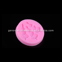 Small Quantity Available rose fondant cook mold made in China