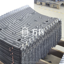 hot sale Marley cooling tower fillings, supply high efficient supply high efficient cooling tower fill