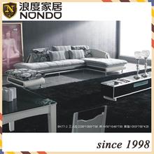 Lounge removable cover corner sofa BK77-2