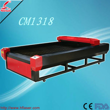 "High performance low price 50""*70"" working size co2 Laser Cutting Machine CM1318 with 100w RECI laser tube"