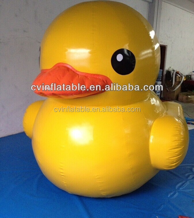 giant inflatable promotion duck inflatable yellow duck inflatable
