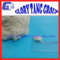 raw silk fiber, mulberry silk noil for needle felt sheets