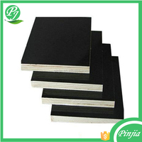Prices for 12mm pine core film faced plywood for construction