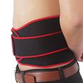 Neopreno soporte de la espalda, la parte posterior de la banda, cinturón para la espalda