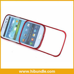 For samsung galaxy s3 i9300 case with crystal clear LCD screen protector