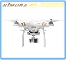 DJI phantom 3 professional or DJI phantom 3 advanced RC drones quadcopter