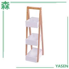 Yasen Houseware New Design Custom Made Furniture Standing Flower Pot Rack,Living Room Furniture Plant Pot Rack