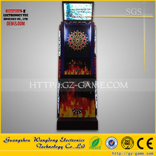 coin operated dart boards soft tip darts machine for sale