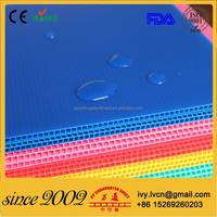 Factory Price Polypropylene Waterproof Corrugated Plastic Cardboard