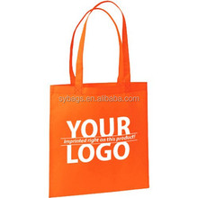 hot selling ploypropylence tote bag / New style cheap foldable shopping bag / Nice design printing for the tote bag