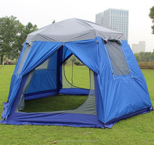 Outdoor camping tents,big size family tent,sun shelter