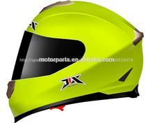 La cara completa abs casco de la motocicleta con doble visera pasar como/nzs 1698-2006