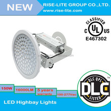 Dimmable no reflector HiCloud motion sensor optional 100w led high bay light, price led high bay