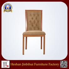 Caliente venta del producto precio bajo de madera rústica moderna silla