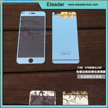 Front Back Mirror Tempered Glass Screen Protector For iPhone 6 plus/6/5/4