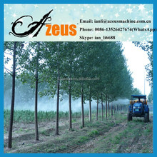 Agriculture chemical fog spraying machine