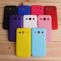 Wholesale Checkout PC Matte Hard Case For Samsung Galaxy Trend 3 G3502U