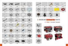 conjunto generador de piezas de repuesto