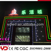 YD double protection IP68 anti-uv led logo