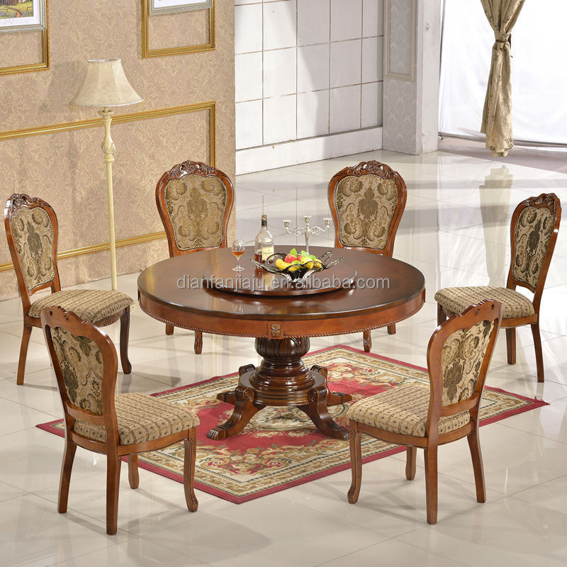 round dining table buy dining room tables european style dining