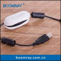 Boomray smart and convenience cable clip wall mount pipe clamp
