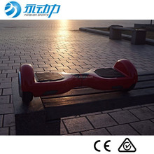 New type two wheels smart auto balance mini electric skateboard with lithium ion battery