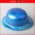 Sombrero loco idea de la fiesta de ventas al por mayor niños de cumpleaños sombrero de papel