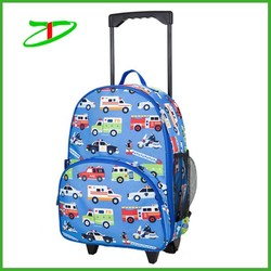 2015 quality products trolley cute kids luggage