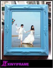 Malden International Designs Rectangle Colourful Photo Frame
