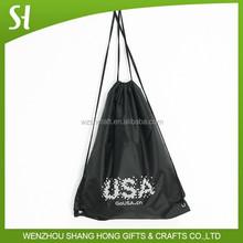 Brasil World Cup Promotion Gift Souvenir-- Ball Soccer Foldable Drawstring Bag