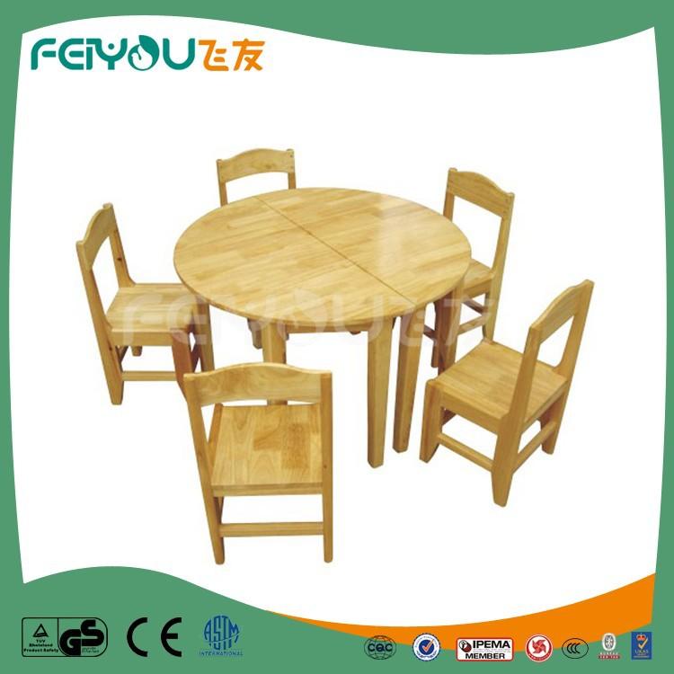 Meubles pour enfants nouveaux articles sur le marché chinois en bois étude de Table