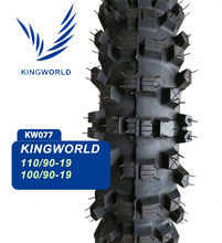 kingworld motorcycle MOTOCROSS tyre 110/90-19