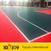 Portable PP Basketball Court Flooring Sports Flooring