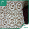 White round flowers cotton crochet lace fabric for children panties lace china