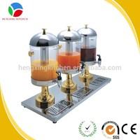 High Efficiency Popular Type Stainless Steel Clod Orange Juice Dispenser