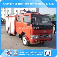 Hino dongfeng 95HP petrolero tipo de bomberos