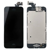 ATT GSM SPRINT LCD Display+ Screen Lens Digitizer Assembly +Camera Replacementfor iPhone5