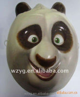 Full head cartoon mask vacuum forming mask