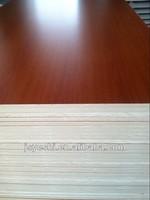 1220x2440x12-16MM E2 furniture Plain mdf board / Raw mdf sheet/ melamine MDF
