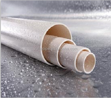 SDR11 1.60MPa large diameter plastic pvc pipe ppr pipe hdpe pipe prices