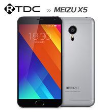 wholesale original dual SIM card 4G LTE MTK6795 Helio X10 Turbo Android 5.0 meizu mx5 4g Lte mobile phone