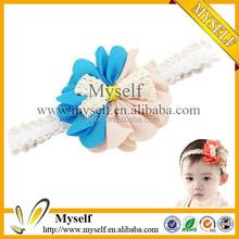 Wholesale bridal flower headband for girls