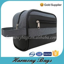 Various Material nice designer toilet travel kit bag